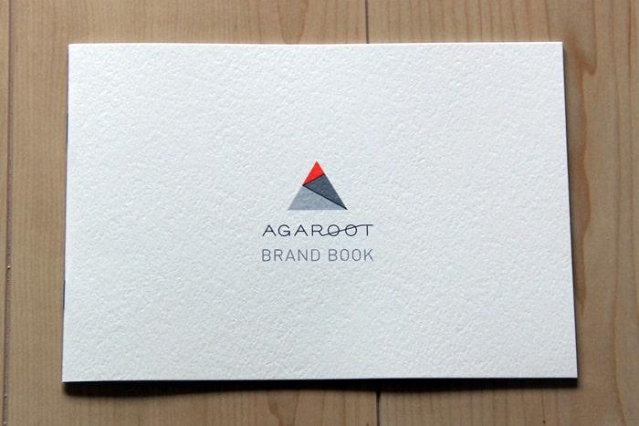 アガルートのブランドカタログ
